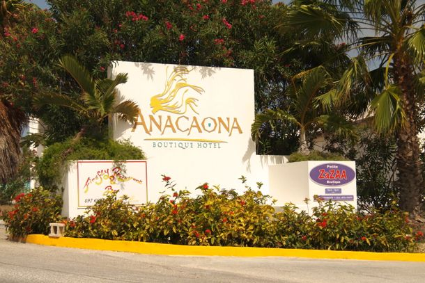 Enjoy affordable and authentic anguilla at the anacaona for Boutique hotel ani