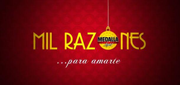 Saturday Video: Feliz Navidad, from Medalla Light