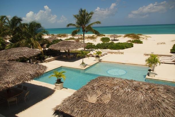 Meridian Club Pool + Beach