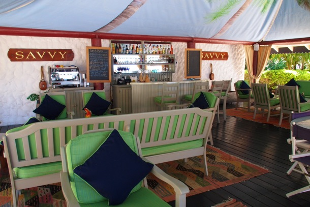 Savvy Bar & Restaurant, Mount Cinnamon Resort, Grenada/SBPR