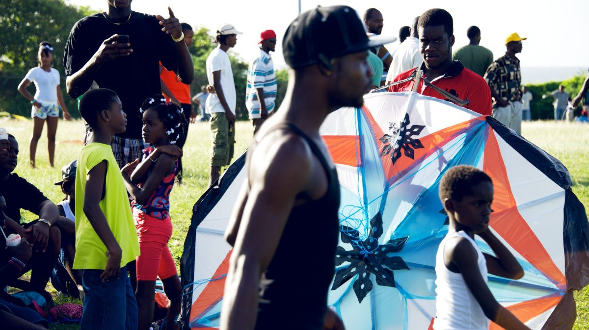 Tobago Flying Colours Kite Festival by Patrick Bennett