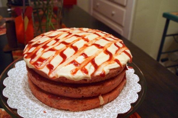 Guava Cake from VirginIslands Delight/SBPR