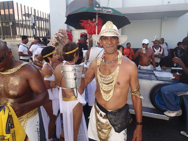 The good doctor, 2013 Trinidad Carnival/SBPR