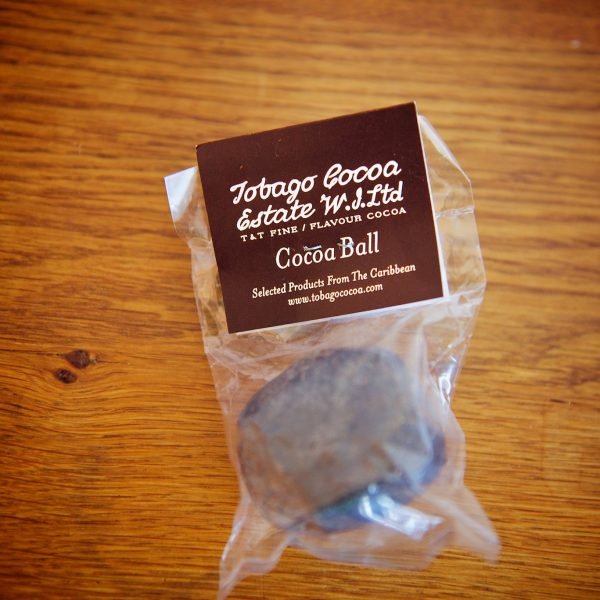 Tobago Cocoa Estate Cocoa Ball