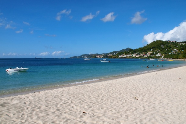 Grand Anse Beach, Grenada/SBPR
