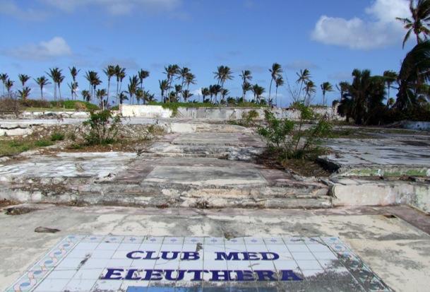 Abandoned Club Med Eleuthera
