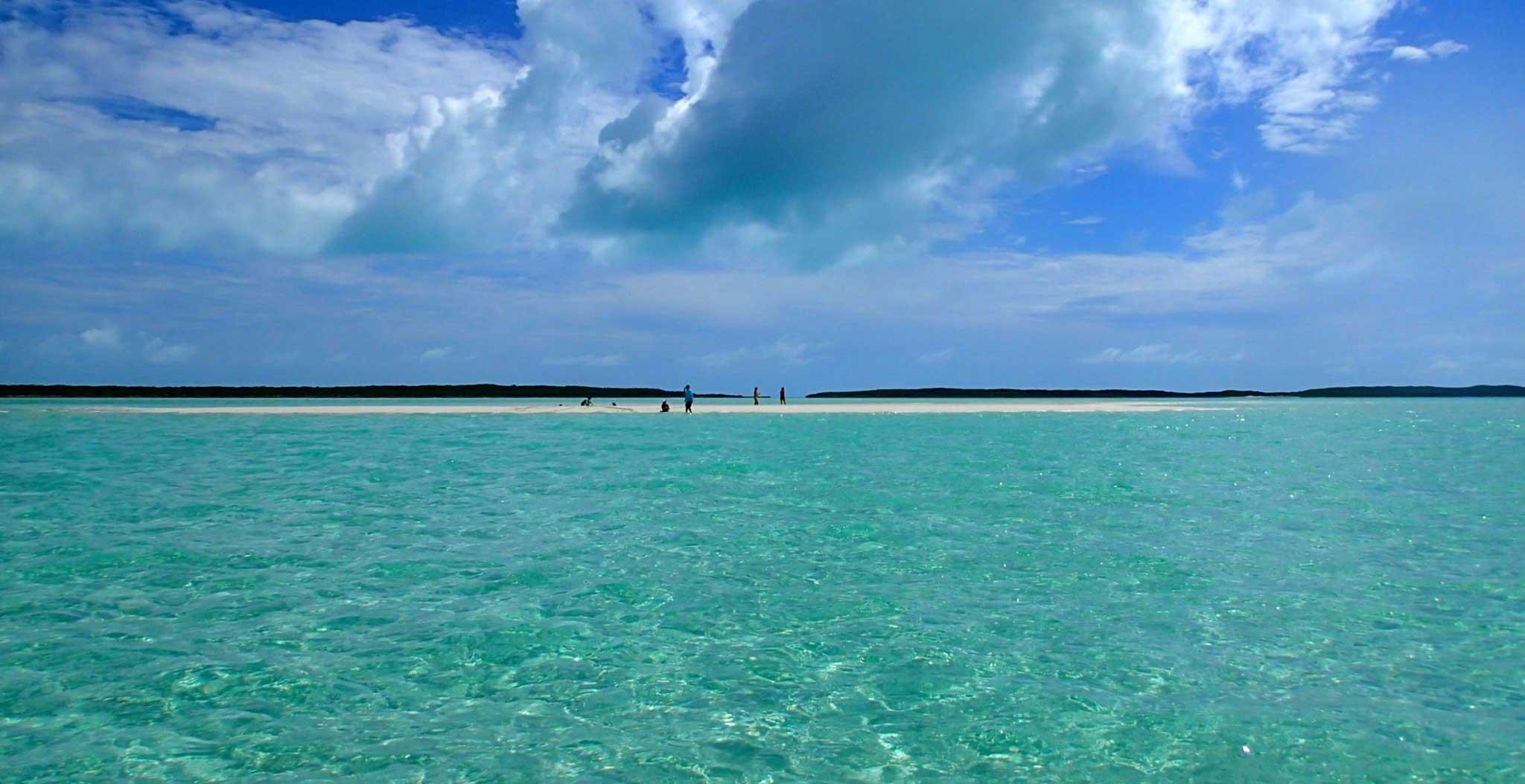 On-Site Exuma: Island-Hopping Through a String of Heavens