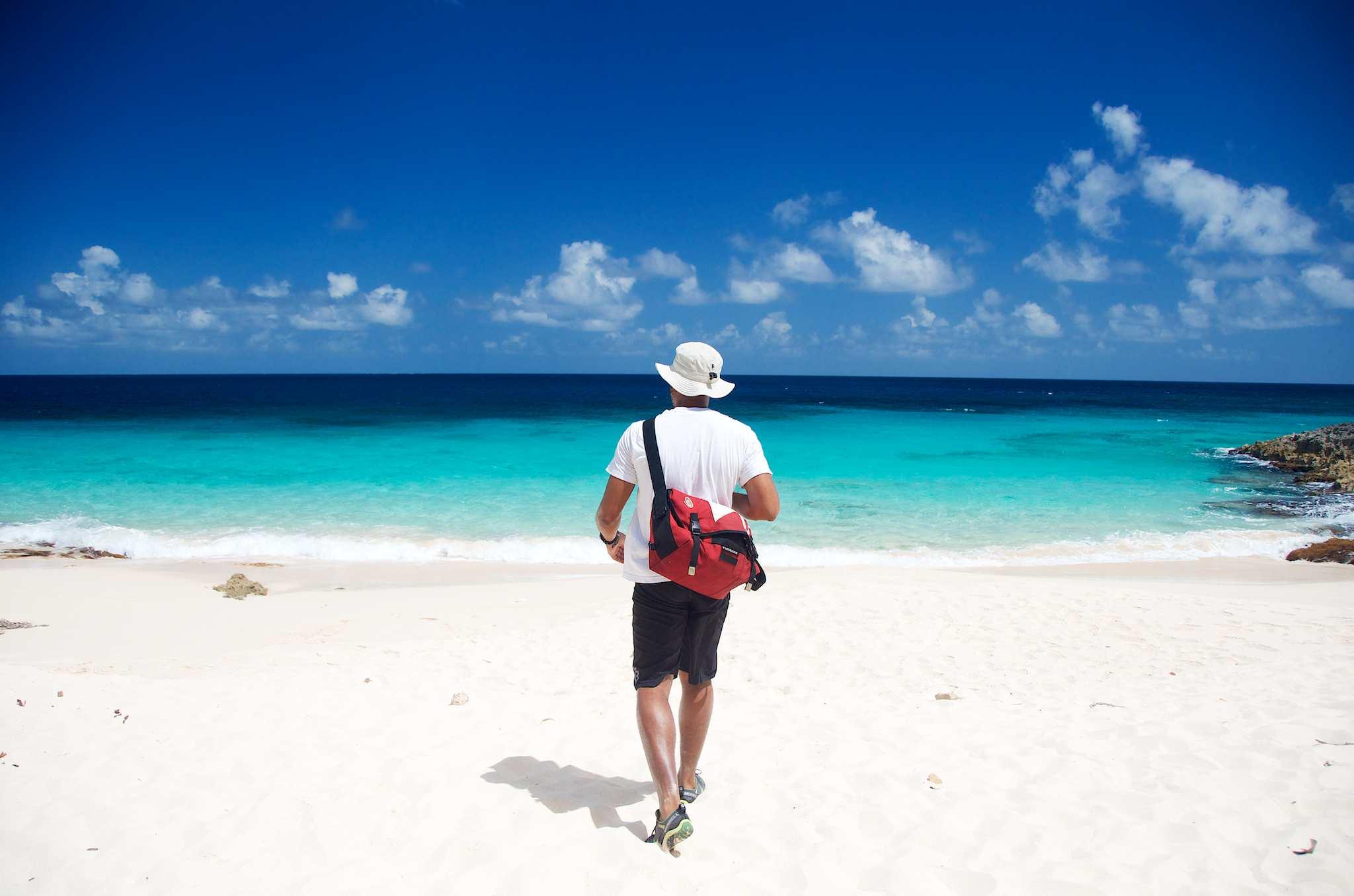 Limestone Beach, Anguilla: Wish You Were Arriving Here?