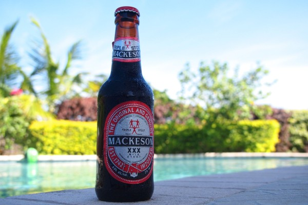 Mackeson Stout from Trinidad | Credit: SBPR