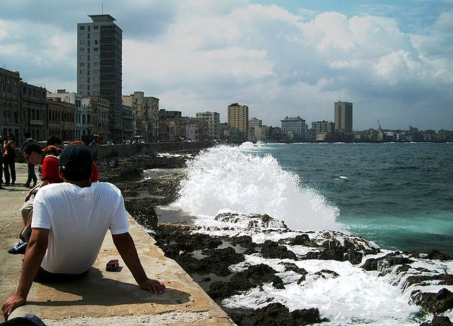 A Look at Life on the Malecón from Havana Club