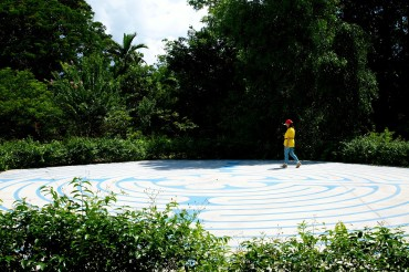 Grand Bahama Labyrinth | Credit: Steve Bennett