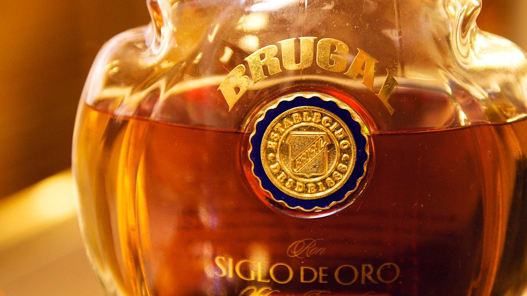 Brugal Siglo de Oro: Rum Masterpiece 100 Years in the Making
