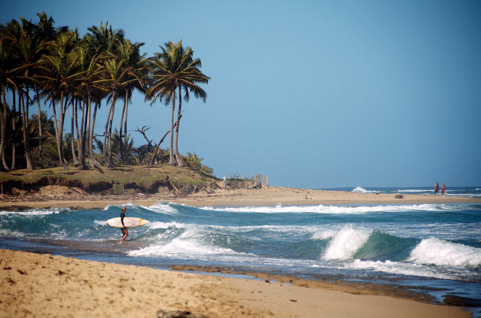 Surfing the North Shore, Dominican Republic: Photo of the Day