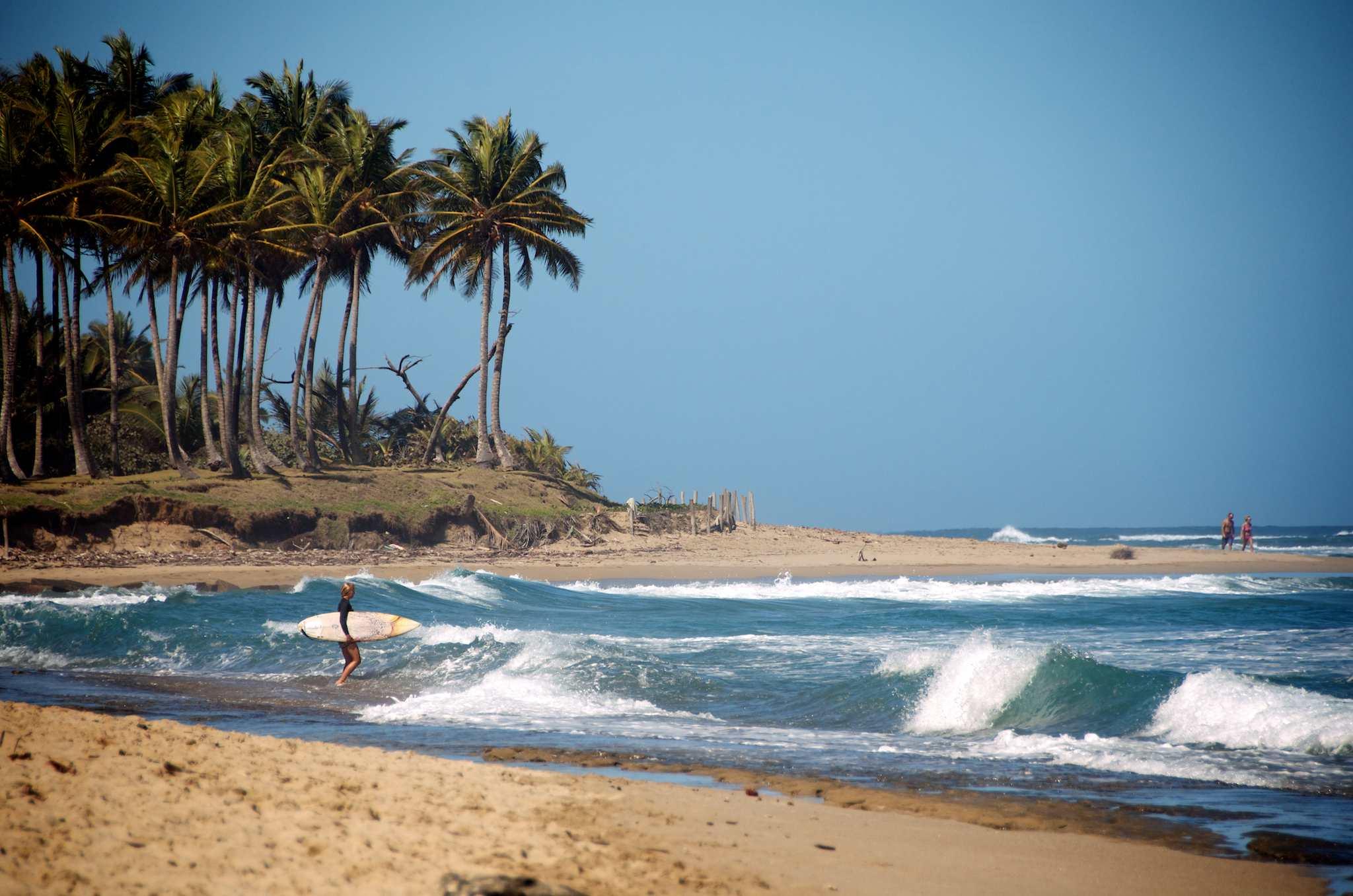 Photo Of The Day Surfing The North Shore Dominican Republic Dominican Republic