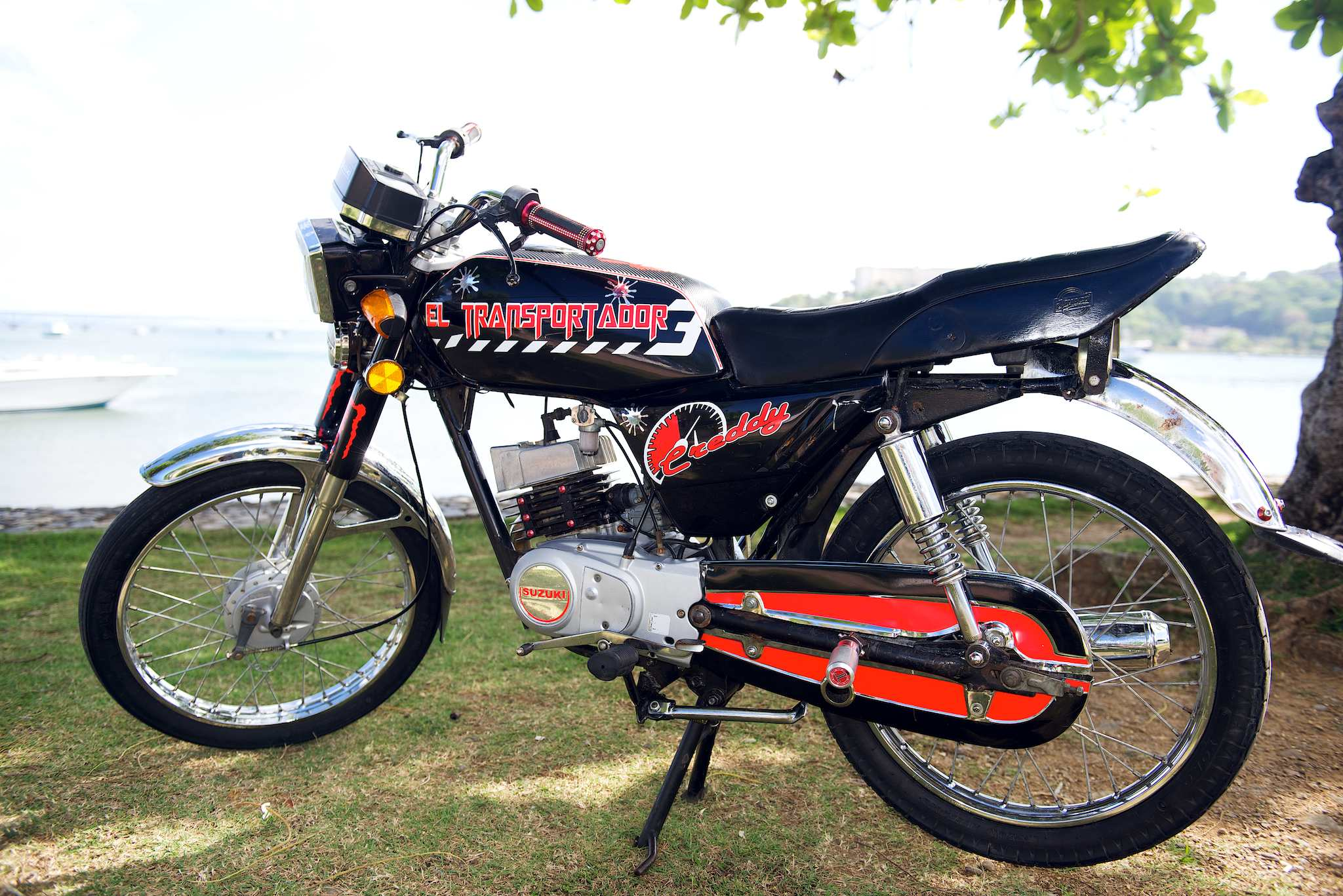 Motoconcho: Photo of the Day