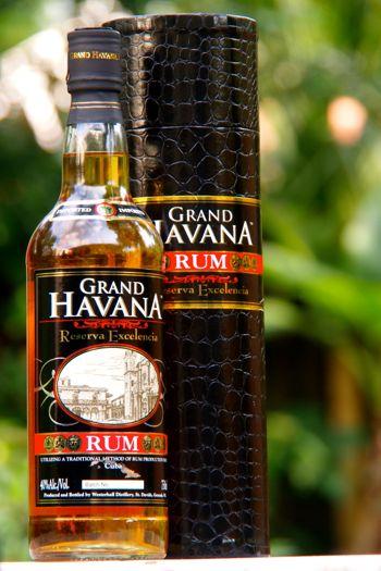 Grand Havana Reserva Excelencia   Credit: SBPR