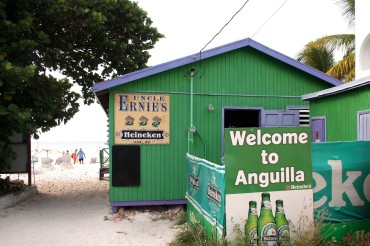 Uncle Ernie's Bar, Anguilla | SBPR
