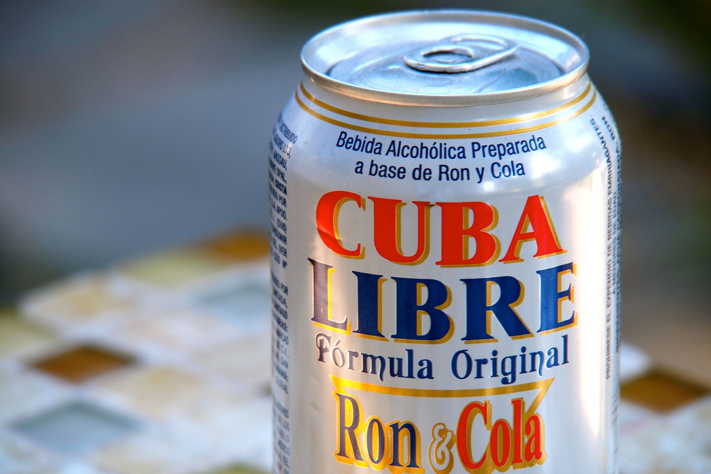 Friday Happy Hour Cuba Libre In A Can Umm Not The Best Plan Caribbean