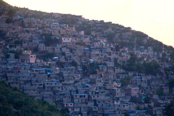 Endlessly Rambling Jalousie Slum, Port-au-Prince | SBPR