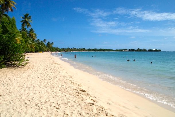 Les Salines Beach, Martinique | Credit: SBPR