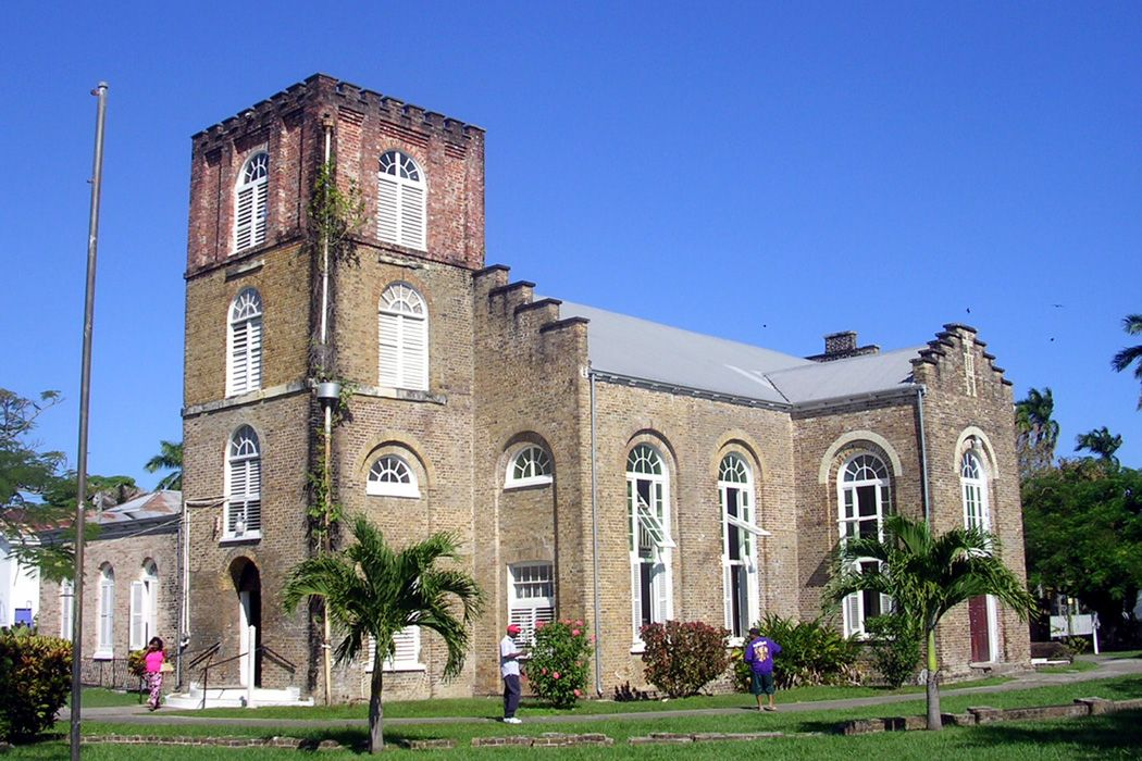 Uncommon Attraction The Uniquely Regal Story Of St John S Anglican Cathedral Belize Belize