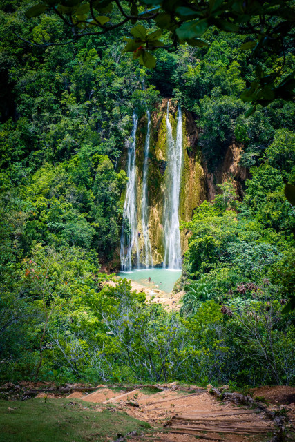SO CLOSE, YET SO FAR AWAY – EL SALTO DEL LIMÓN WATERFALL BY PATRICK BENNETT
