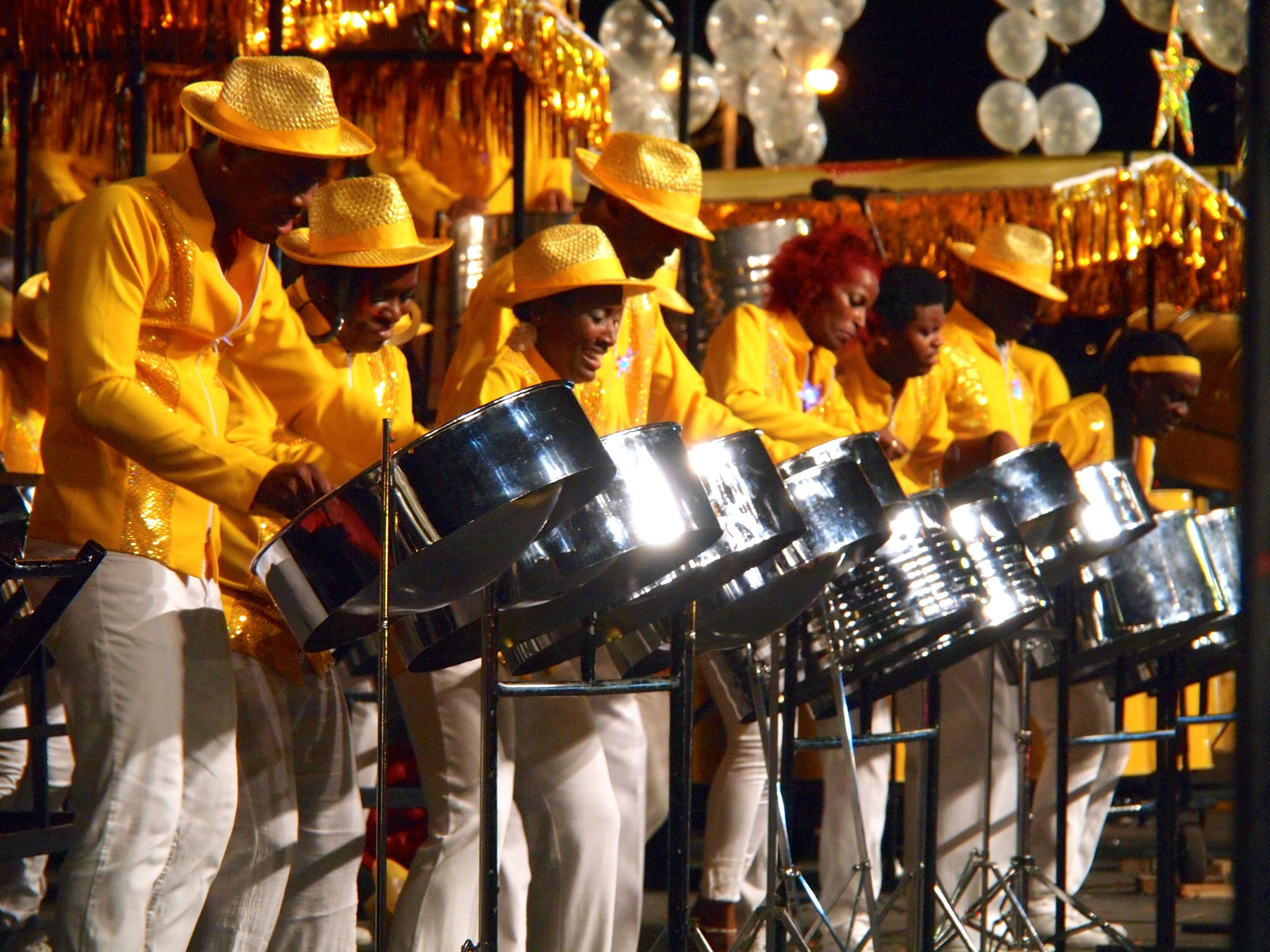 Photo Of The Day Trinidad Amp Tobago S Streetwise Steelpan