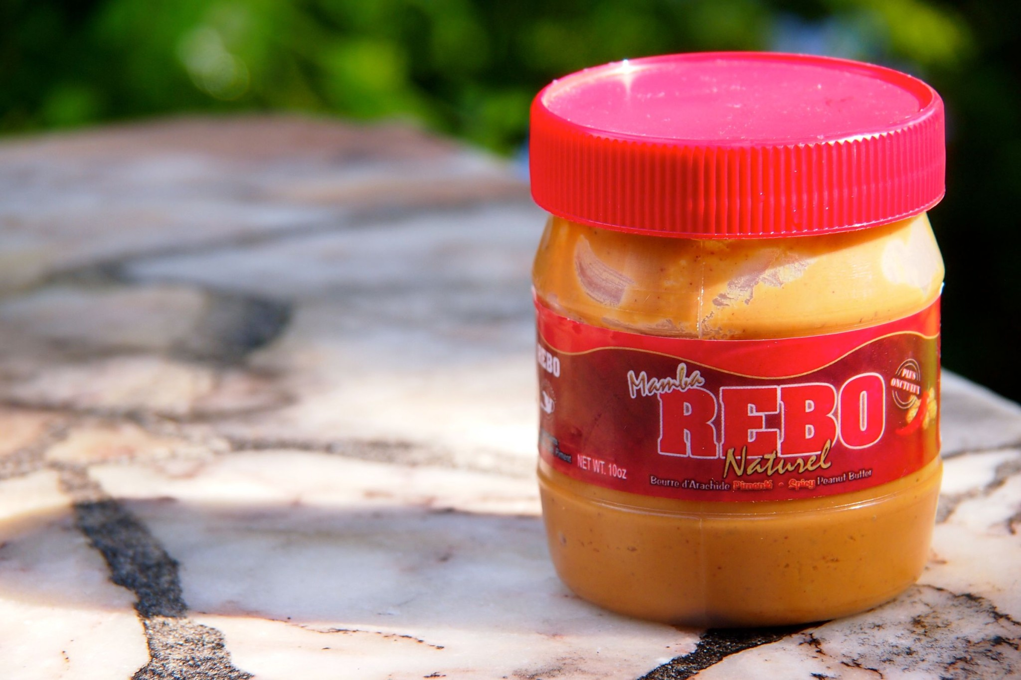 Rebo Spicy Peanut Butter and the Dicey Truth About Helping Haiti: Taste of the Caribbean