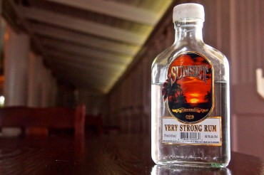 Very Strong Rum, St. Vincent | SBPR