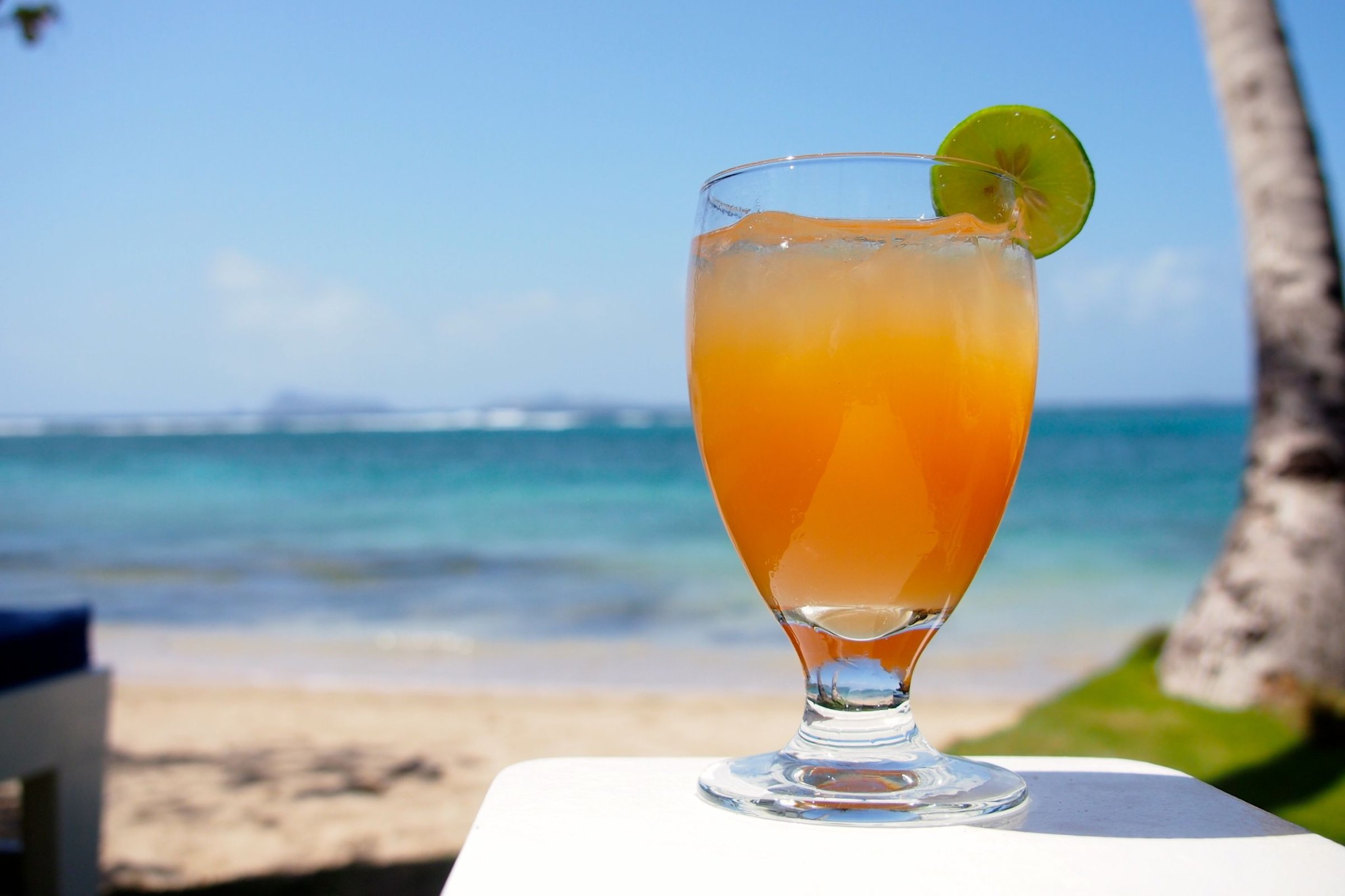 Friday Happy Hour: There's No Copying The Sublime Sugar Reef Rum Punch