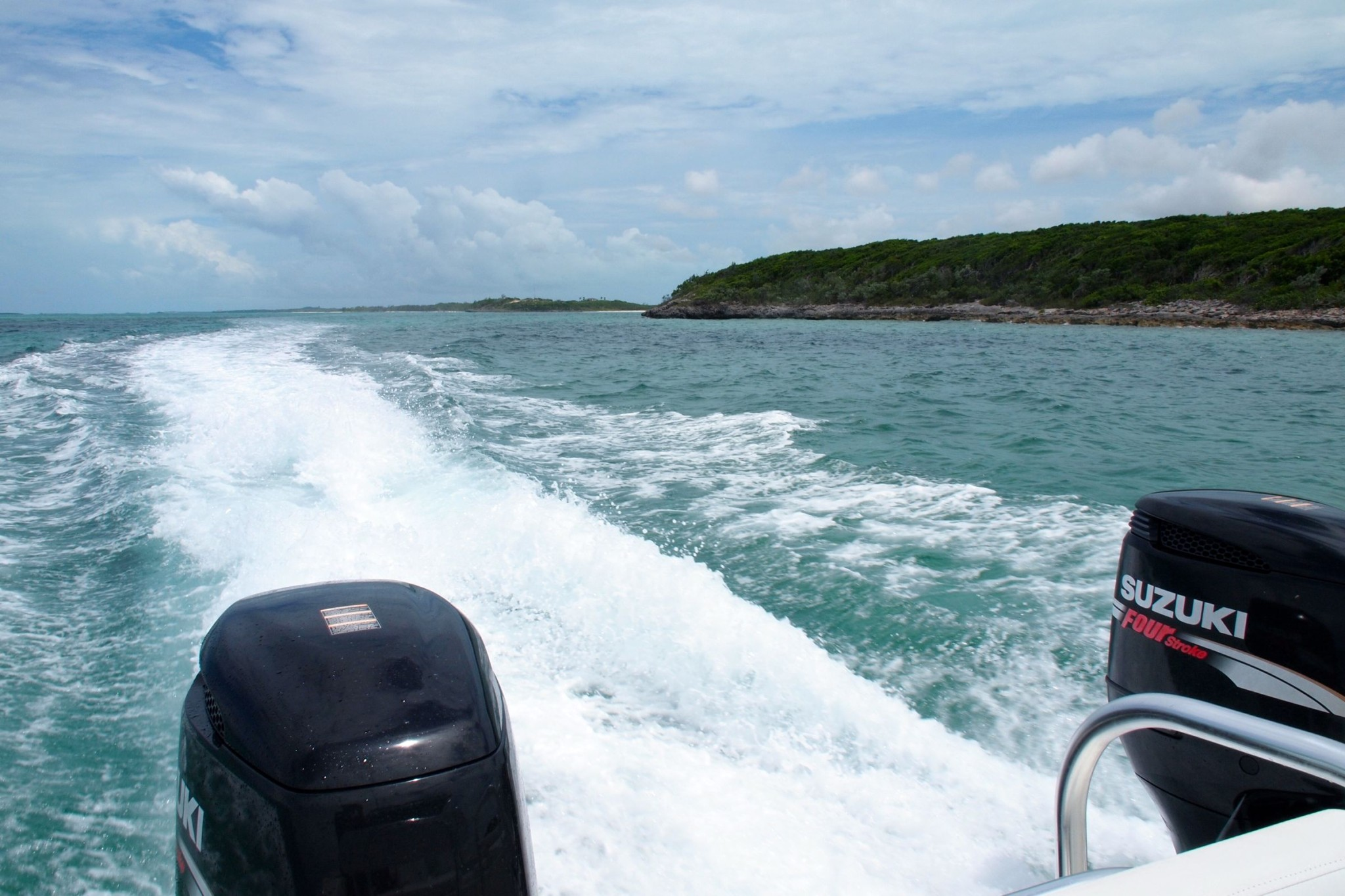 The Absolute Bliss of Boating Around the Exumas