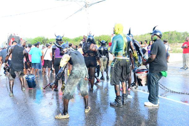 J'ouvert, Anguilla Summer Festival 2013 | Credit: Josveek Huligar