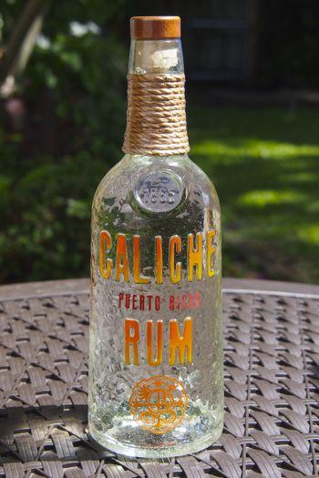 Ron Caliche de Puerto Rico   SBPR