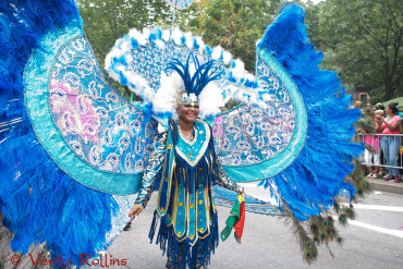 West Indian American Day Parade by Verity Rollins