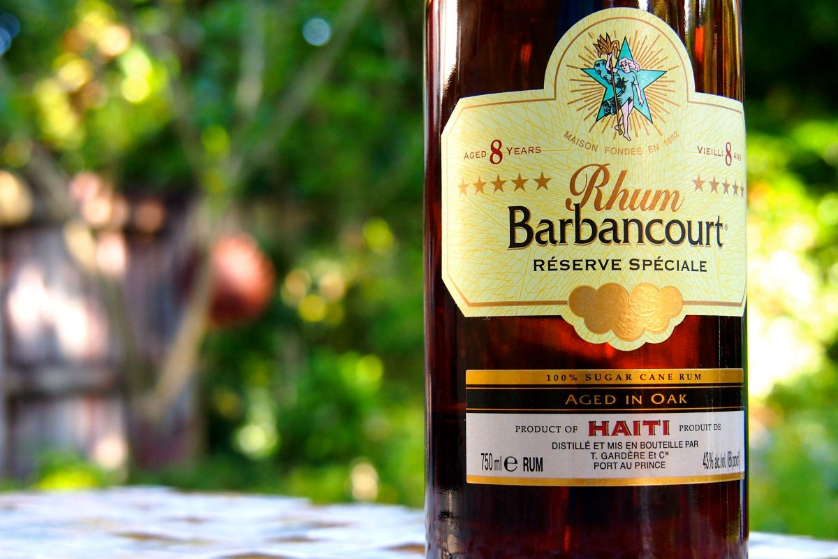 Rhum Barbancourt 8YO from Haiti | SBPR