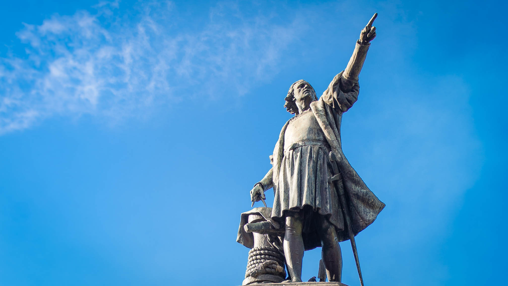 On Columbus Day, Exploring The Mystery Of Christopher