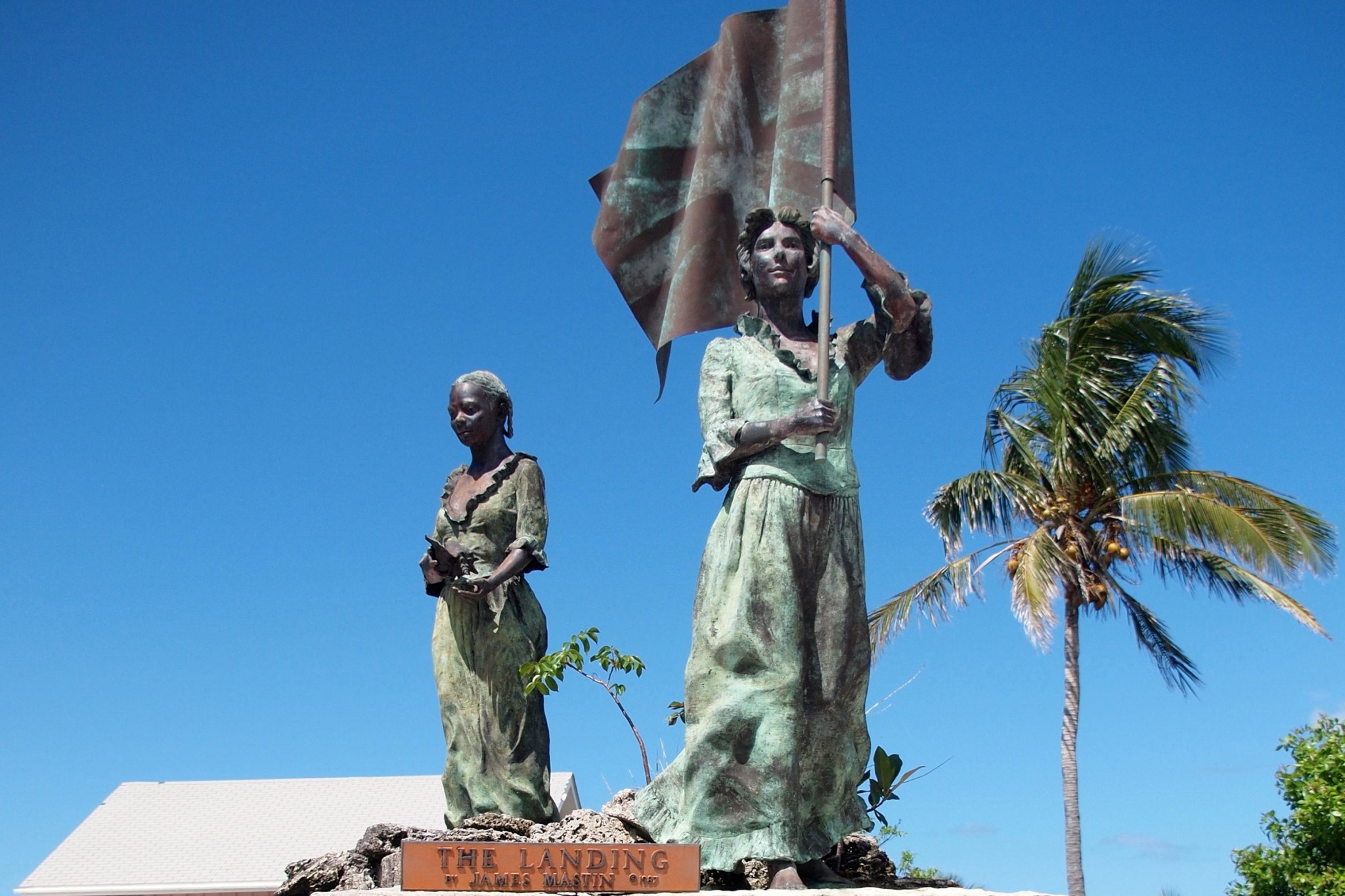 Green Turtle Cay's Haunting Loyalist Sculpture Garden: Uncommon Attraction