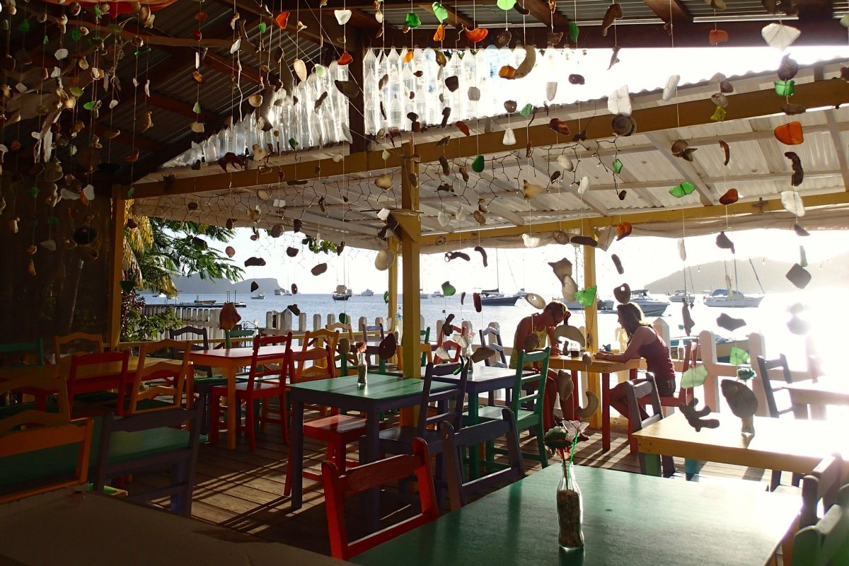 Tommy's Bar, Bequia | SBPR