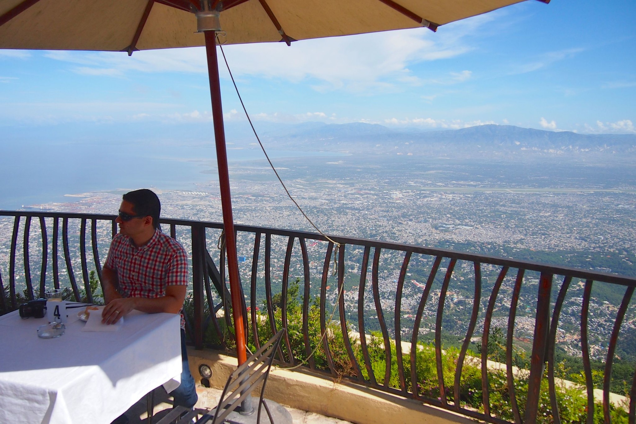 Haiti's Ascent Plain to See at L'Observatoire: Uncommon Attraction