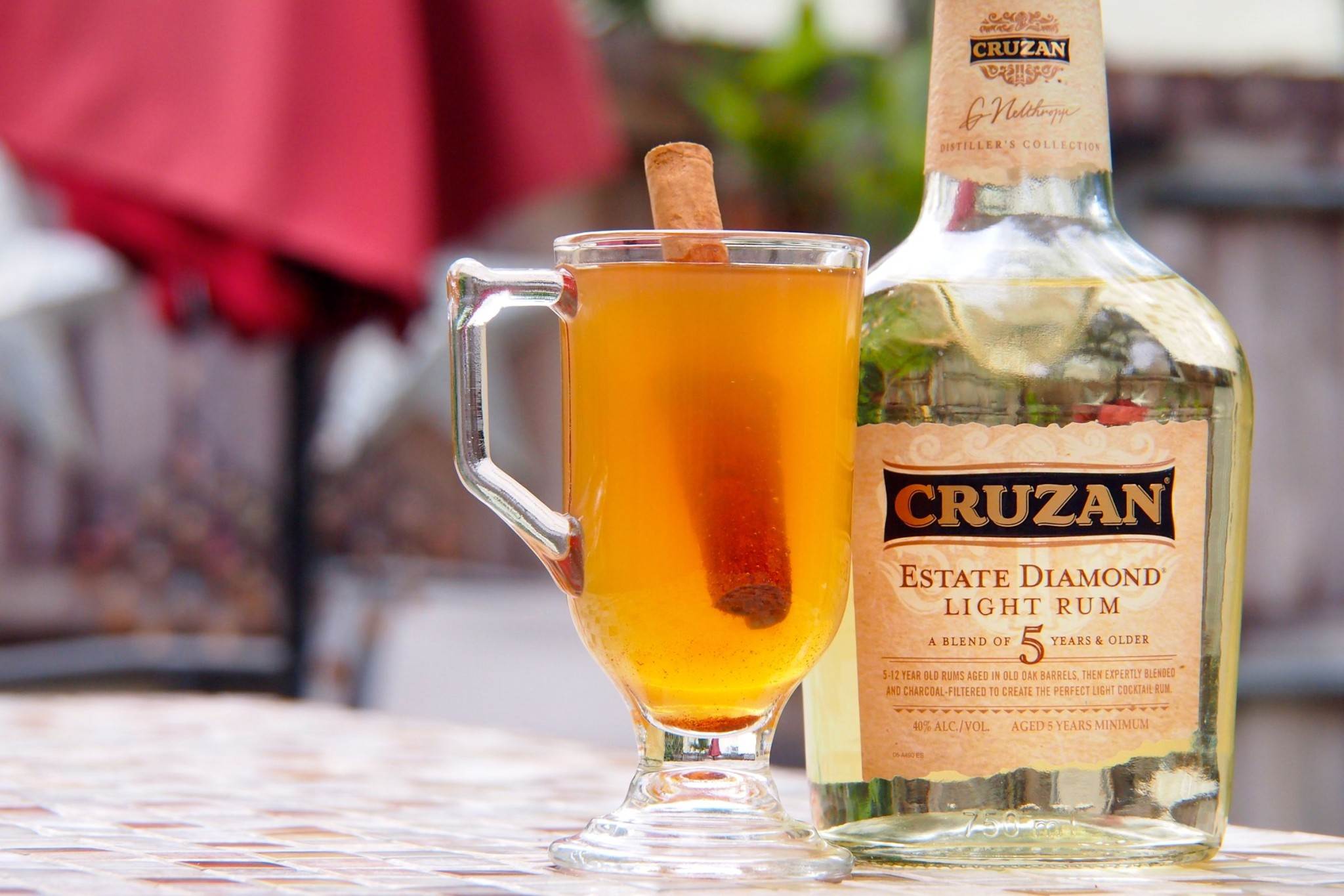 Friday Happy Hour: Warm Your Thanksgiving With a Cruzan Winter Break Cocktail