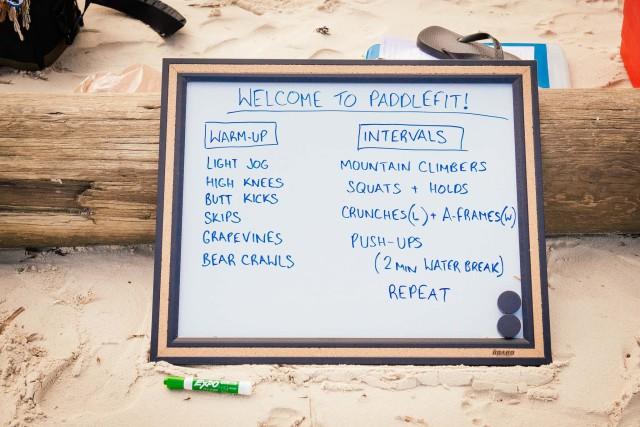 Exercises - PappaSurf PaddleFit by Patrick Bennett