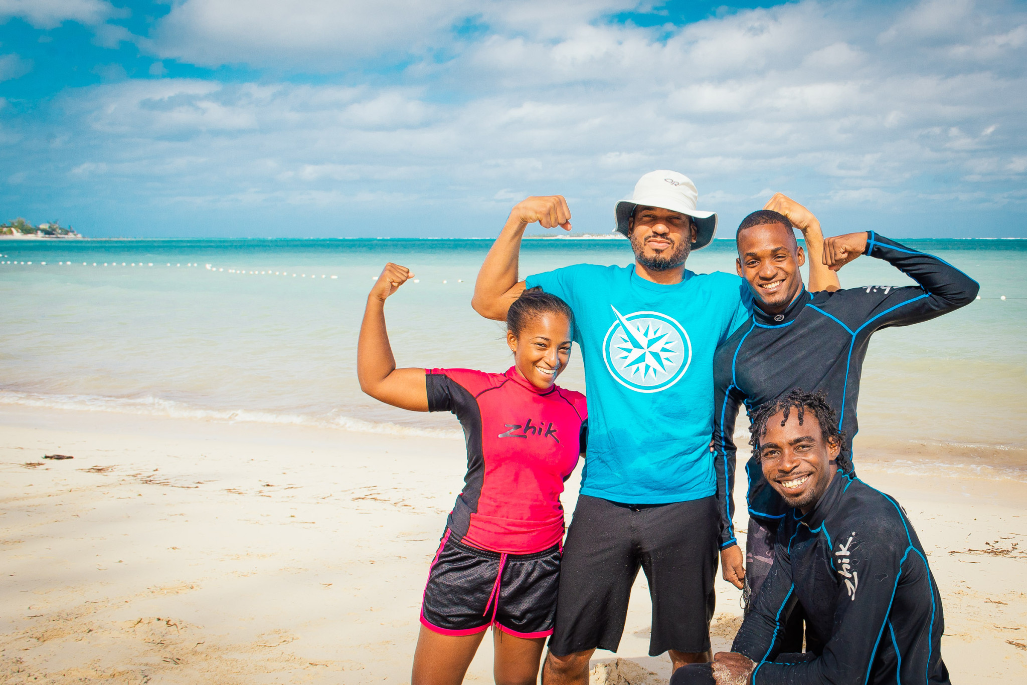 Find Physical Fitness in The Bahamas with PaddleFit And PappaSurf