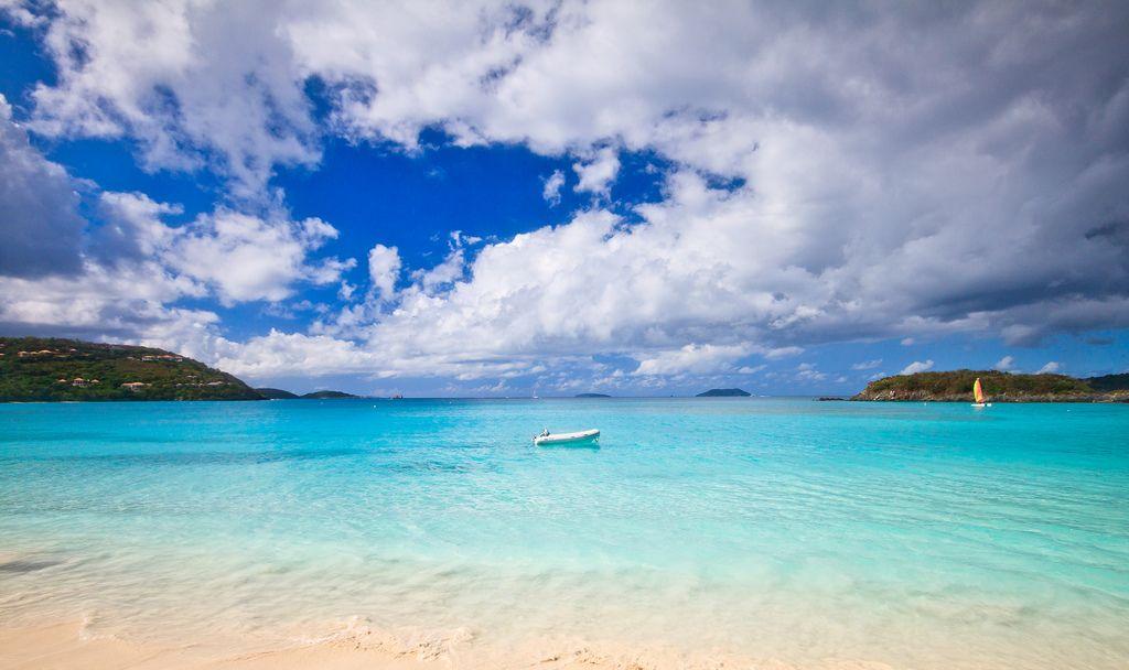 Photo Of The Day Simply Splendid Cinnamon Bay St John U S Virgin Islands