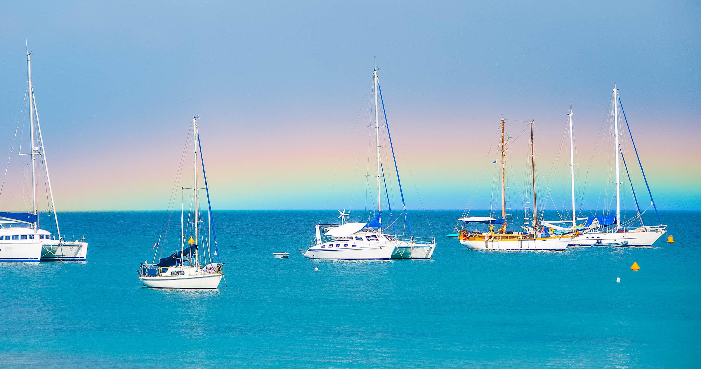 Uncommon Caribbean Sailing Week Presented By Intrepid