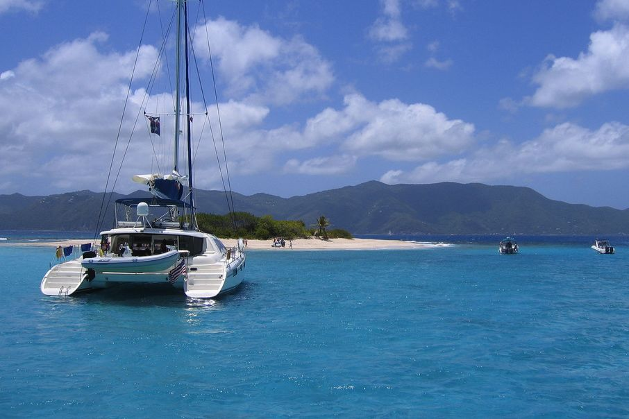 Sandy Spit, BVI – Paradise Personified: Photo of the Day