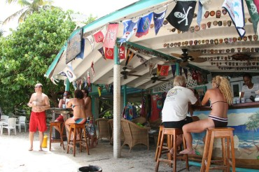 Soggy Dollar Bar, Jost Van Dyke | Credit: Willy Volk via Flickr