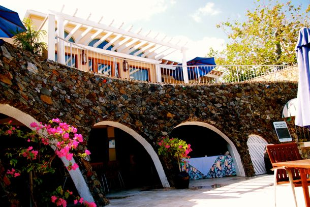 The Grotto at The Buccaneer Hotel, St. Croix | SBPR
