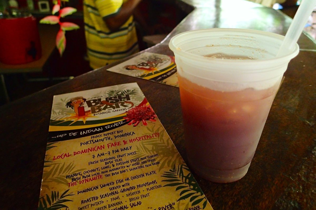 Dynamite Rum Cocktail, Dominica | SBPR