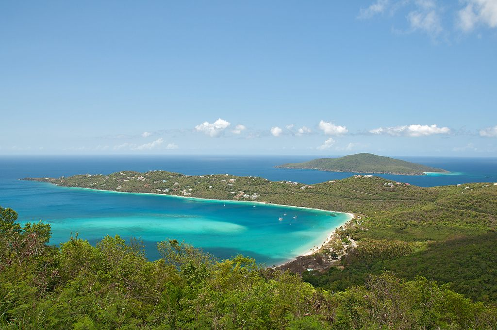 Magens Bay, St. Thomas by Hiral Gosalia via Flickr