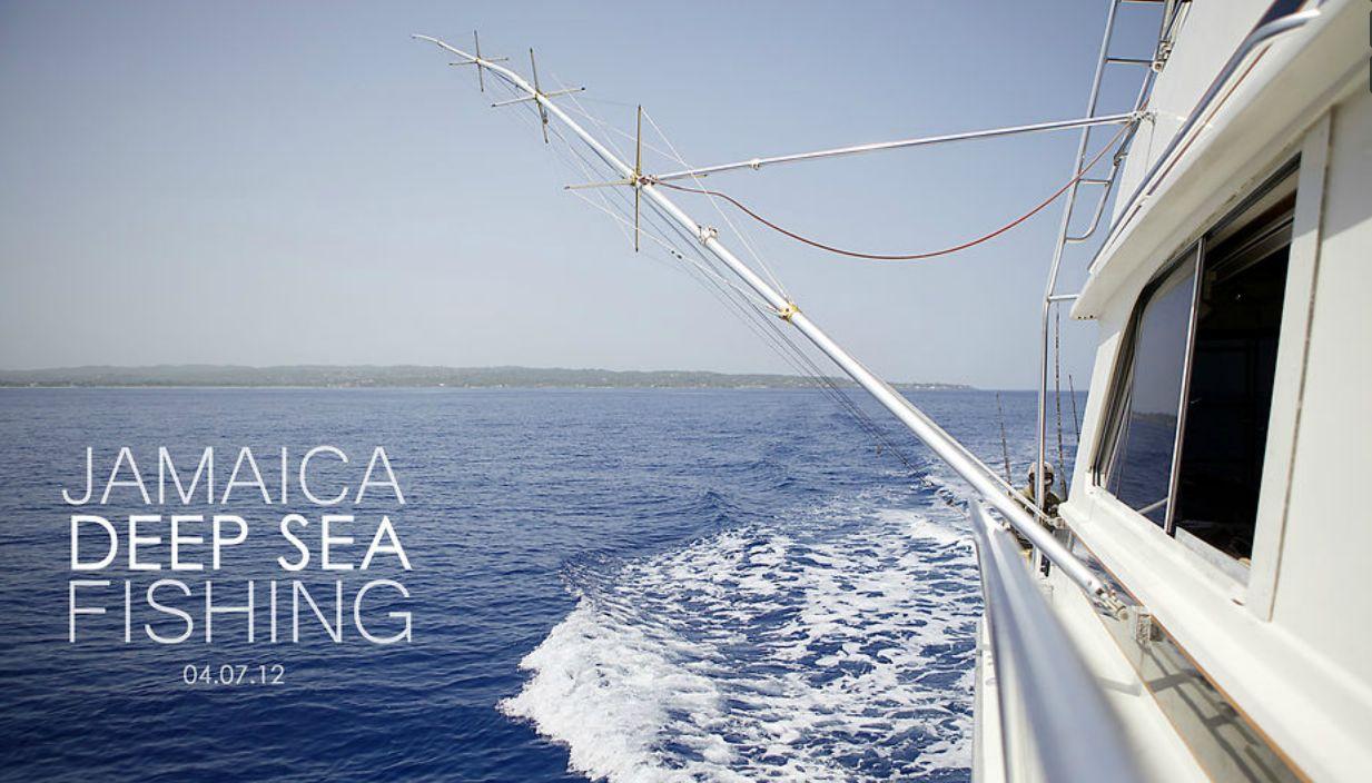 Saturday Video Deep Sea Fishing In Jamaica Jamaica